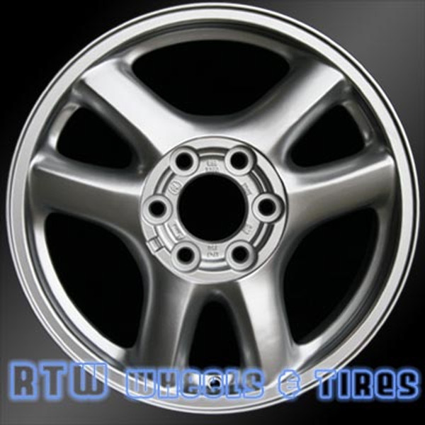 17 inch GMC Envoy  OEM wheels 5136 part# 959339