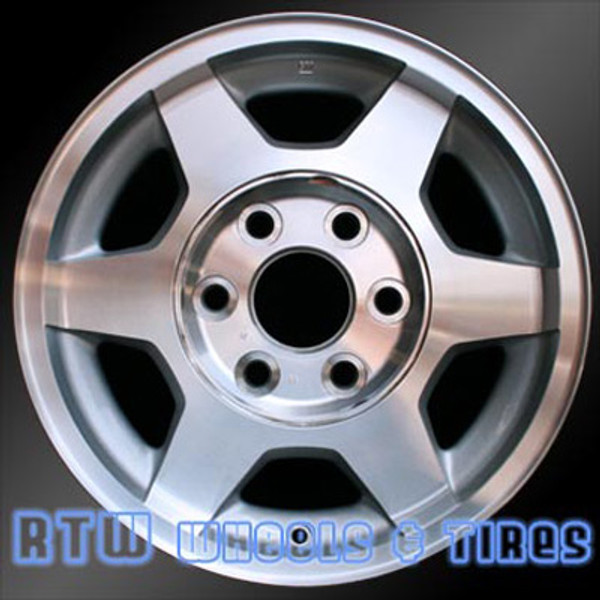 16 inch GMC Pickup  OEM wheels 5156 part# 09598144