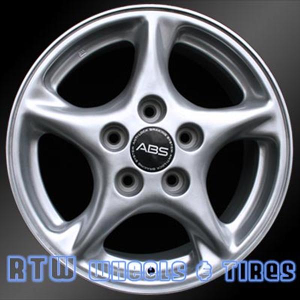 16 inch Pontiac Firebird  OEM wheels 6530 part# 9592907