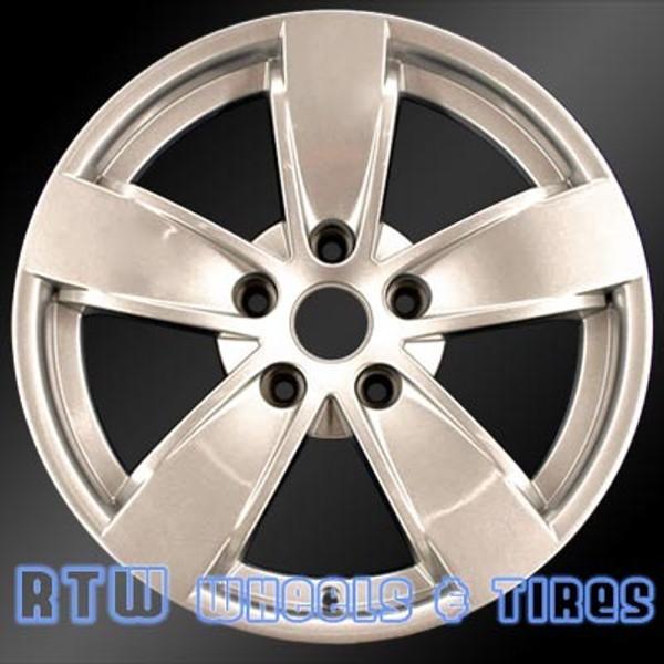 17 inch Pontiac GTO  OEM wheels 6570 part# 92176996, 92159045