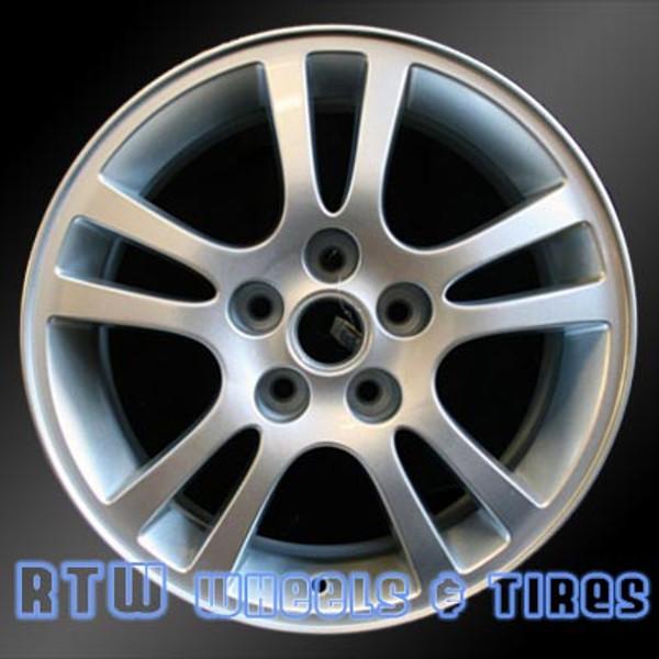 16 inch Pontiac G6  OEM wheels 6582 part# tbd