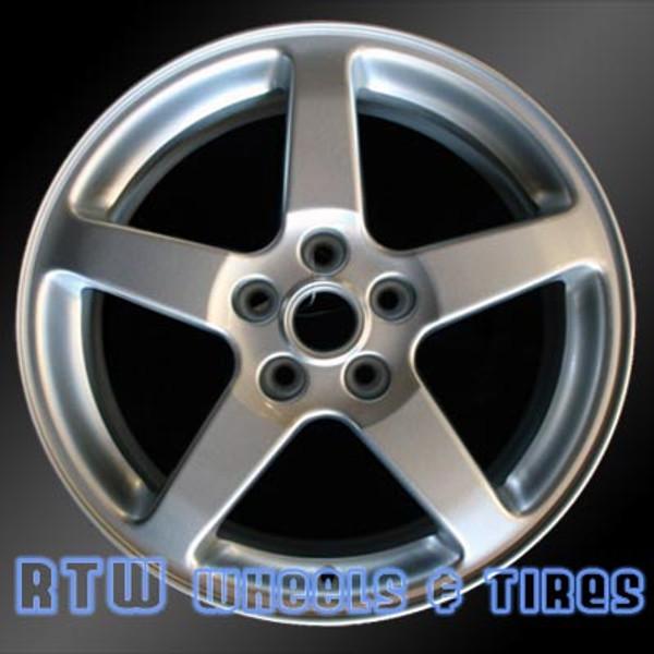 17 inch Pontiac G6  OEM wheels 6585 part# tbd