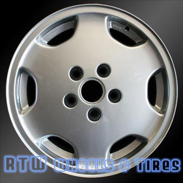15 inch Audi 100  OEM wheels 58682 part# tbd