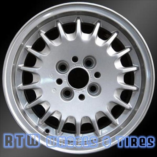 14 inch BMW 3 Series  OEM wheels 59144 part# 36111125688, 1125688