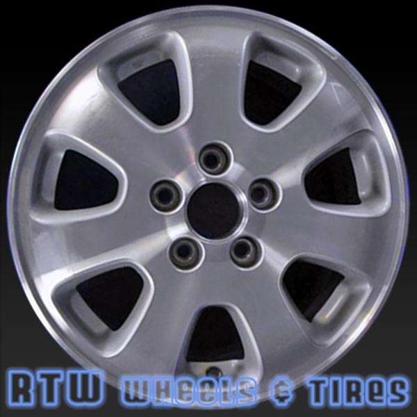 15 inch Honda Prelude  OEM wheels 63729 part# 3943263, 42700SS0A91