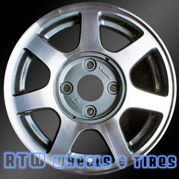 15 inch Honda Accord  OEM wheels 63742 part# 4314142, 42700SV4A01