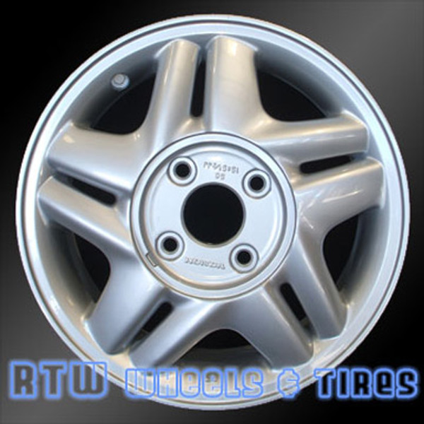 15 inch Honda Accord  OEM wheels 63752 part# 4772406, 42700SV2A01
