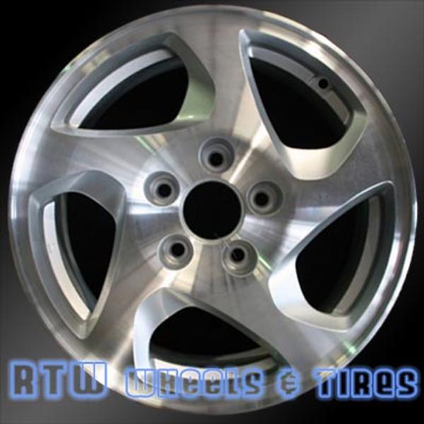 16 inch Honda Prelude  OEM wheels 63765 part# 42700S30J92