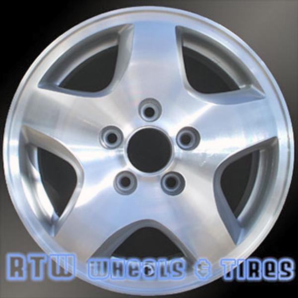 15 inch Honda Accord  OEM wheels 63774 part# 5965314, 42700S87A12