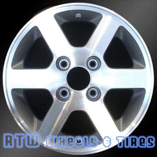 15 inch Honda Accord  OEM wheels 63819 part# tbd