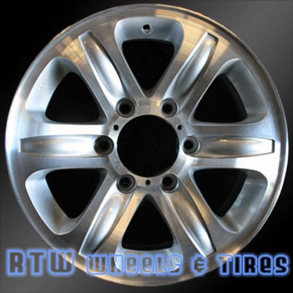 16 inch Isuzu Rodeo  OEM wheels 64230 part# 8972255331, 8972255341