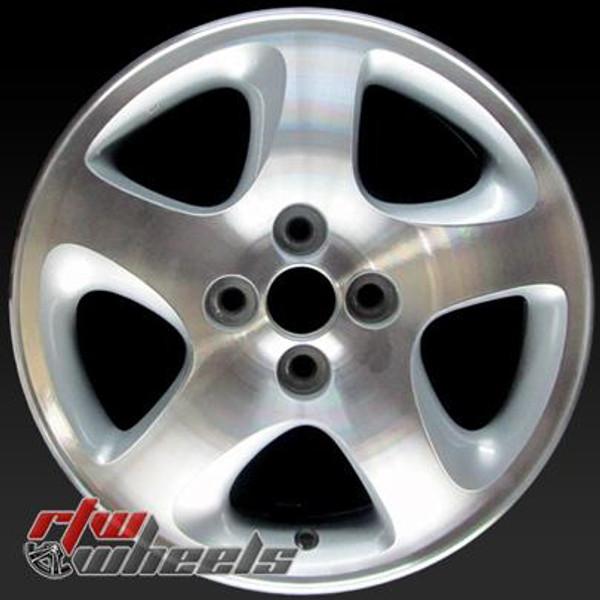 15 inch Mazda Prot??g??  OEM wheels 64818 part# 9965G26050