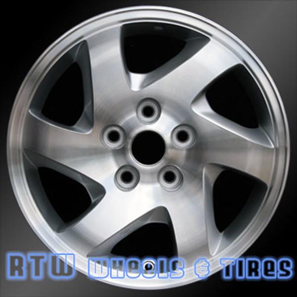 16 inch Mazda Tribute  OEM wheels 64845 part# tbd