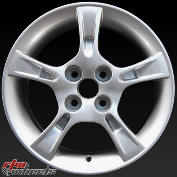 15 inch Mazda Prot??g??  OEM wheels 64851 part# 9965L16050