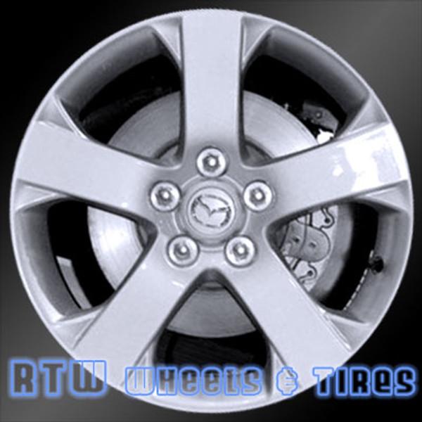 17 inch Mazda 5  OEM wheels 64881 part# tbd