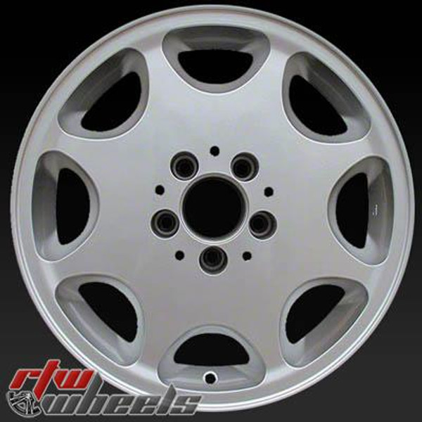 16 inch Mercedes E Class  OEM wheels 65151 part# 1244011402, 66470016