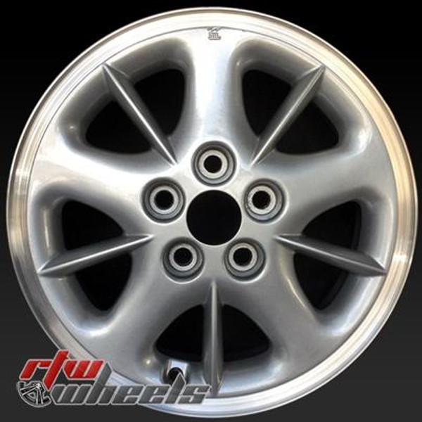 16 inch Mitsubishi Eclipse  OEM wheels 65719 part# MB870796