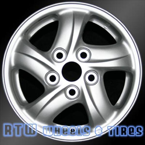 14 inch Mitsubishi Eclipse  OEM wheels 65735 part# MR761478