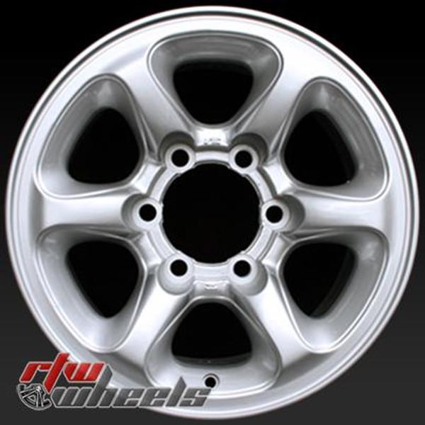 15 inch Mitsubishi Montero Sport  OEM wheels 65760 part# MB951050