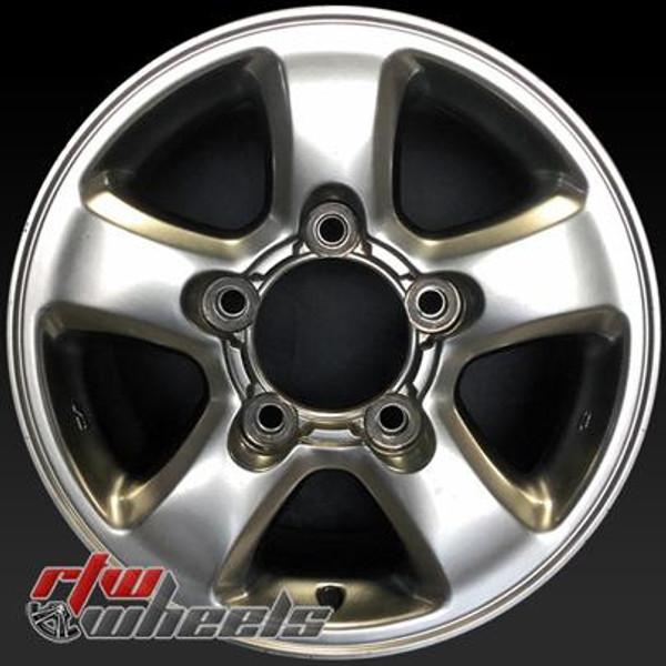 16 inch Toyota Land Cruiser  OEM wheels 69380 part# 4261160210