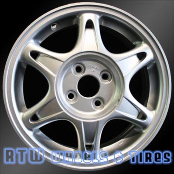 Acura Integra Oem Wheels 1996 Silver 71664