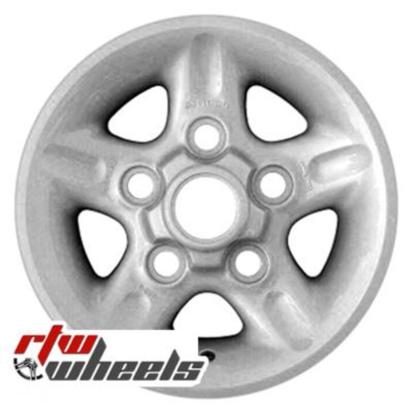 16 inch Land Rover Discovery  OEM wheels 72149 part# tbd