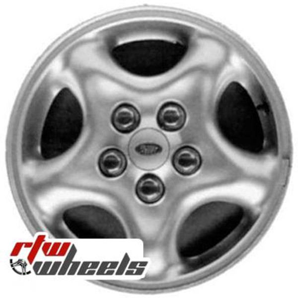 16 inch Land Rover Discovery  OEM wheels 72157 part# RRC502640MNH