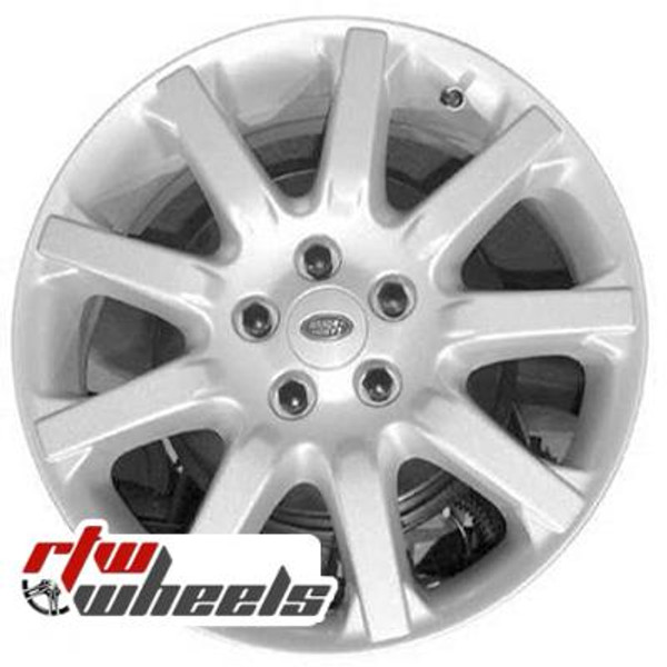 18 inch Land Rover Freelander  OEM wheels 72188 part# tbd