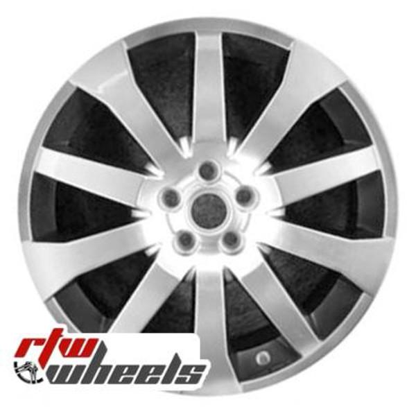 19 inch Land Rover LR2  OEM wheels 72203 part# LR002804