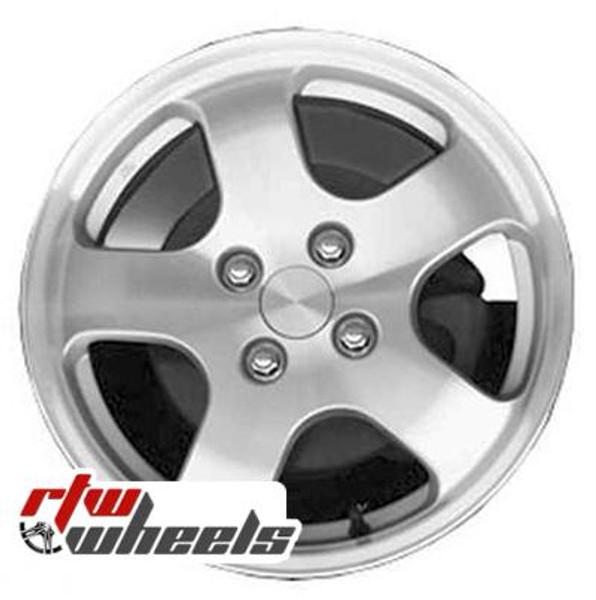 15 inch Suzuki Aerio  OEM wheels 72686 part# 432005983027N