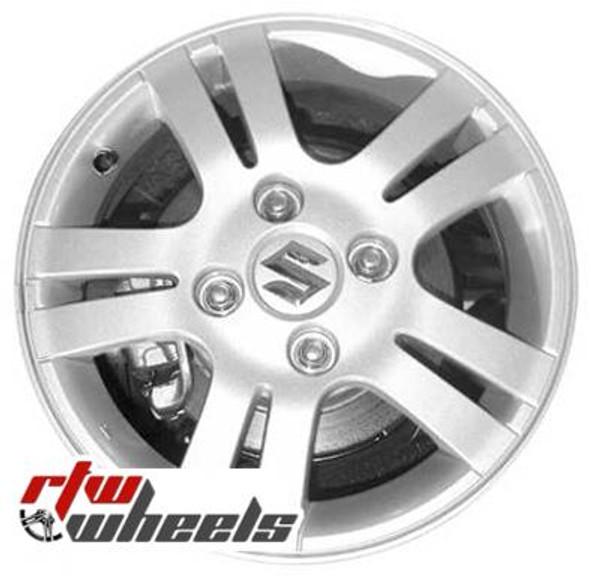 15 inch Suzuki Forenza  OEM wheels 72691 part# tbd