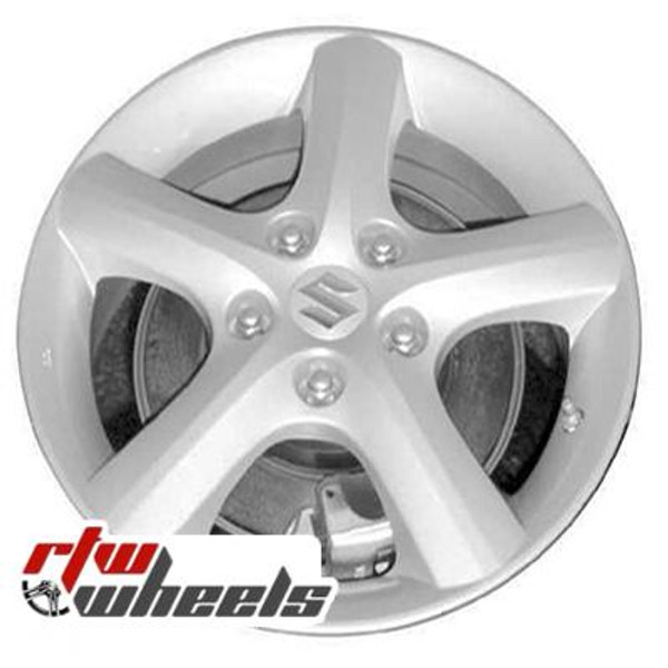 16 inch Suzuki SX4  OEM wheels 72697 part# tbd