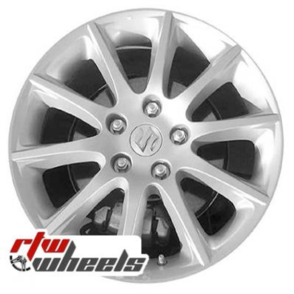 17 inch Suzuki SX4  OEM wheels 72702 part# tbd