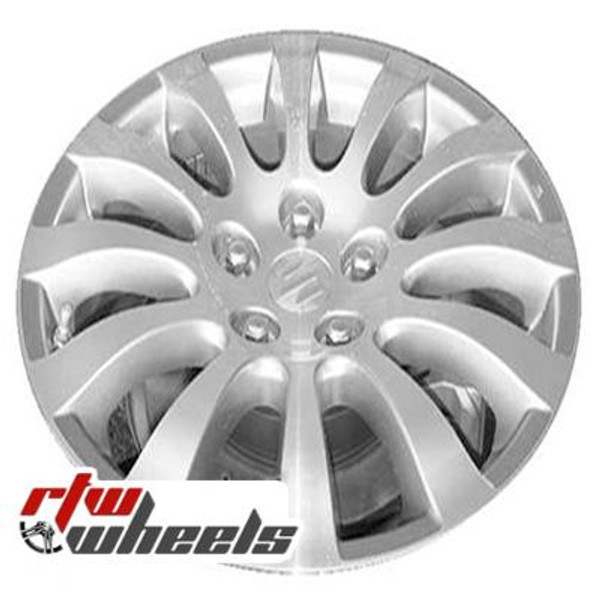 17 inch Suzuki Kizashi  OEM wheels 72710 part# tbd