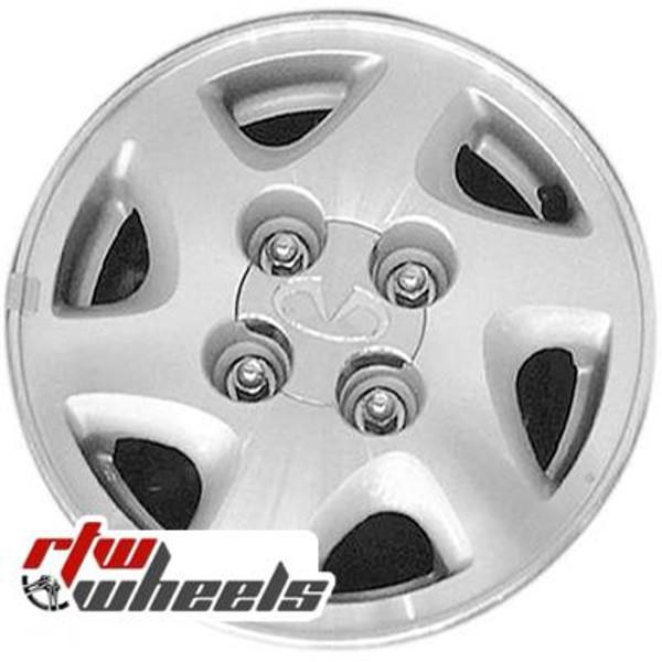 14 inch Infiniti G20  OEM wheels 73630 part# 4030063J25, 4030063J26, 4030063J27