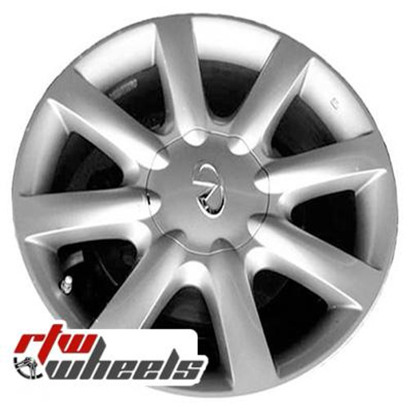 18 inch Infiniti Q45  OEM wheels 73664 part# 40300AR225