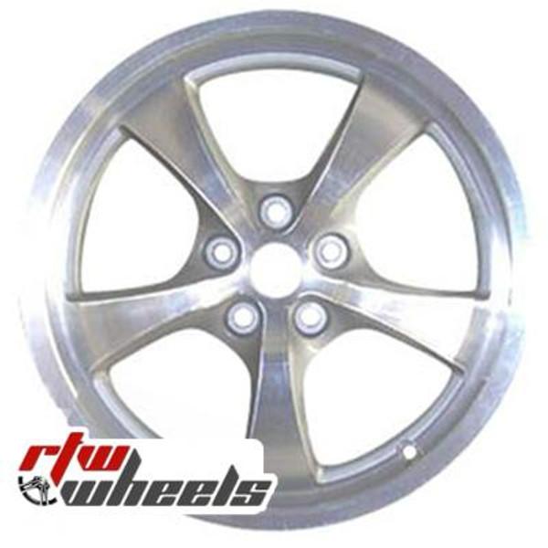 18 inch Infiniti M35  OEM wheels 73710 part# 999W1QT000