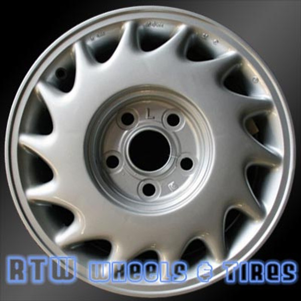 15 inch Lexus LS400  OEM wheels 74131 part# 4261150250