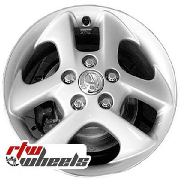 16 inch Lexus ES300  OEM wheels 74154 part# 4261133230