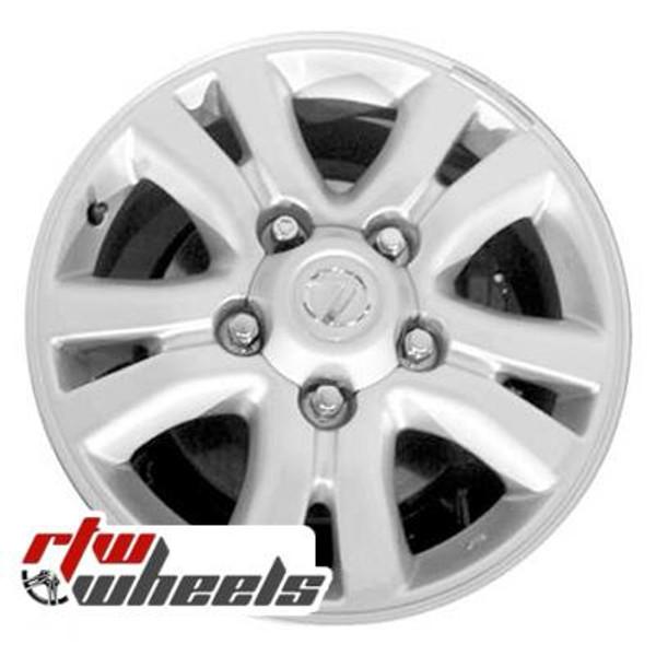 18 inch Lexus LX470  OEM wheels 74163 part# 4261160520