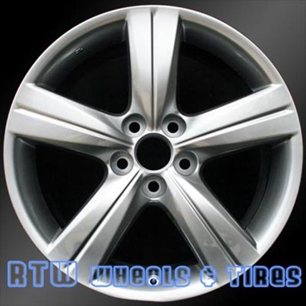18 inch Lexus GS430  OEM wheels 74184 part# tbd