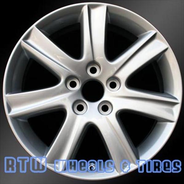 17 inch Lexus ES350  OEM wheels 74190 part# tbd