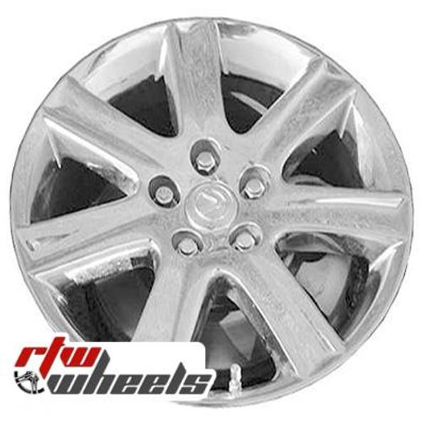 17 inch Lexus ES350  OEM wheels 74190 part# 4261133550