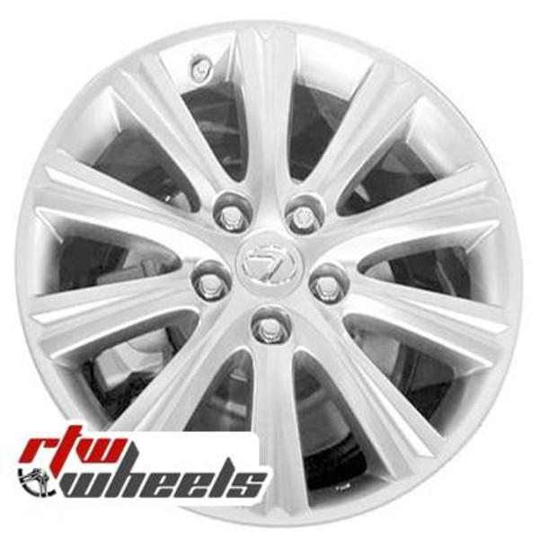 17 inch Lexus ES350  OEM wheels 74191 part# tbd