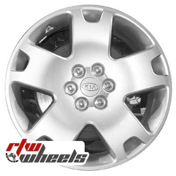 18 inch Kia Borrego  OEM wheels 74667 part# 529102J250