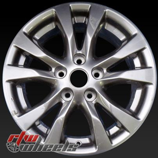16 inch Nissan Altima  OEM wheels 98931 part# 3TA1A, N114670