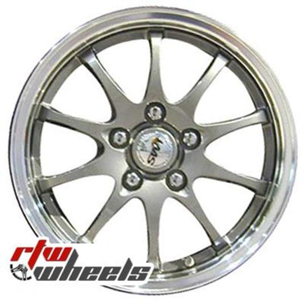 16 inch Suzuki SX4  OEM wheels 99920 part# 990B037005CRM
