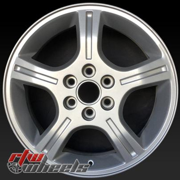 17 inch Chevy Uplander OEM wheels 5012 part# 9596413