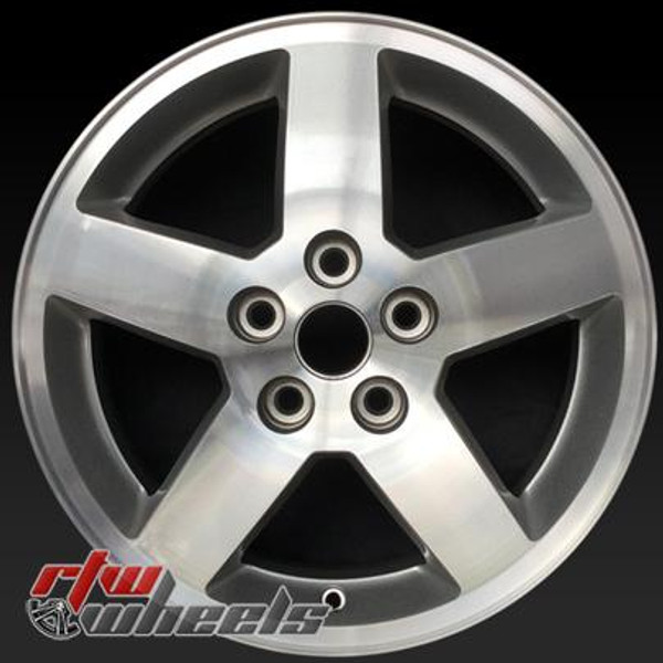 16 inch Chevy Cobalt OEM wheels 5269 part# 09596346