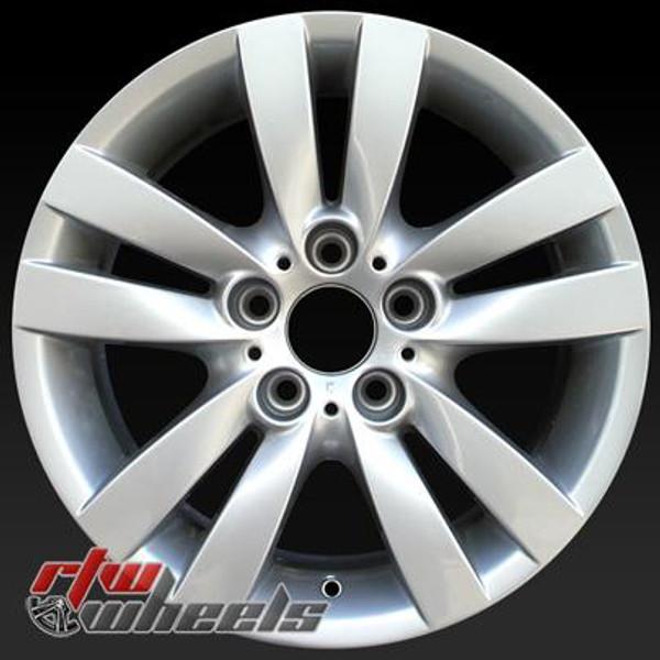 17 inch BMW 3 Series OEM wheels 59584 part# 36116765814, 6765814, 36116775599, 6775599
